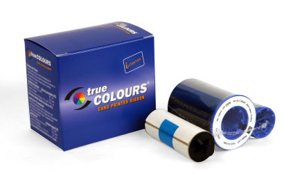 Zebra 800015-540 True Colour YMCKOi Ribbon - 330 Images