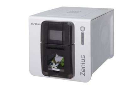 Evolis Zenius Classic Card Printer Single Sided ZN1U0000RS