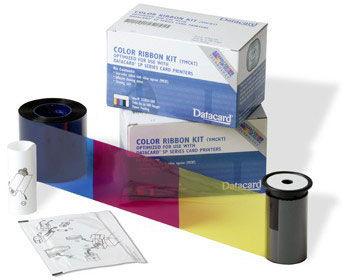 Datacard 534000-003 YMCKT Colour Ribbon (500 Images)