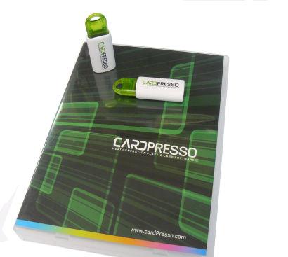 CardPresso - Plastic Card Design Software