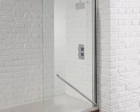 swiftseal single bath screen