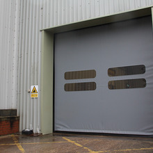 Rapidor Dupli Combination High Speed & Insulated Doors