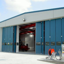 Rollashield Industrial Sliding & Folding Doors