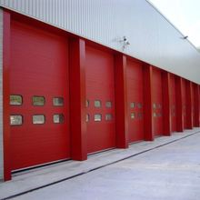 Rollashield SD Sectional Overhead Doors