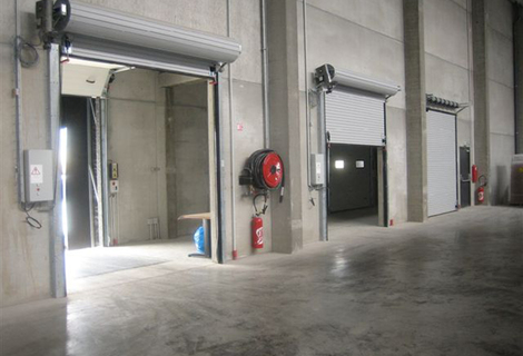 Rollashield FD1000 EI60 Insulated Fire Shutter
