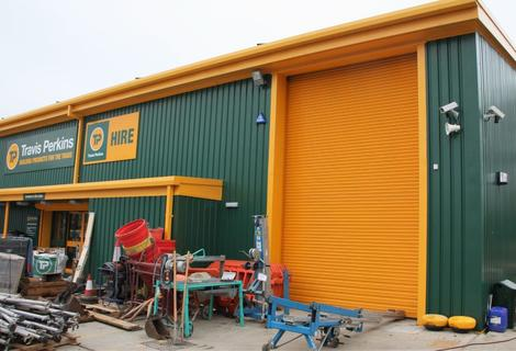 Rollashield RD70 Non-Insulated Steel Roller Doors