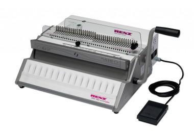 Renz SRW 360 Comfortplus Electric Wire Binder 3:1 pitch