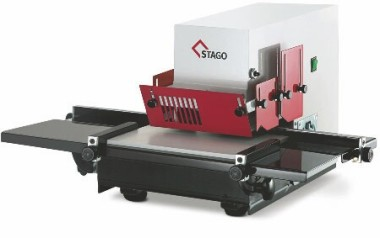 Stago HM15 Electric Pad & Saddle Stapler