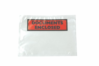 Document Enclosed Wallets A7