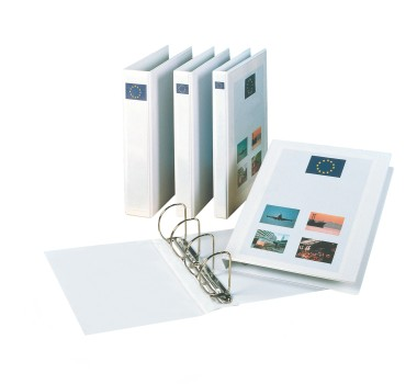 A-Line Presentation PVC Ringbinders A4