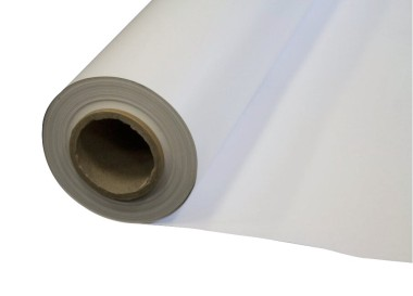 Mountaineer Solvent Cling Gloss White 150 micron