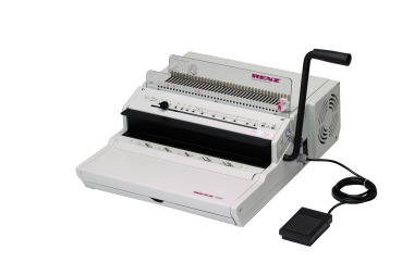 Renz ERW Heavy-Duty Electric Wire Binder 3:1 pitch *DISCONTINUED - while stocks last
