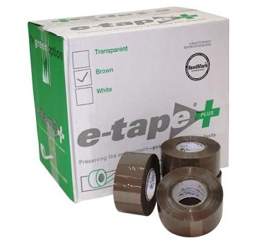 E-tape Plus Packaging Tape 50mm