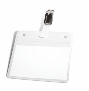 Reusable ID Card Holder - Flexible