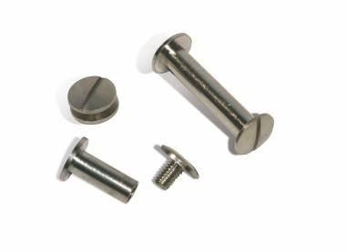 Binding Screws - Nickel