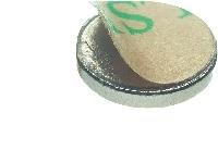 Self-adhesive Magnetic Discs 9.5mm