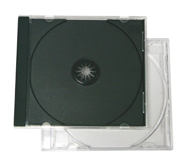 CD Jewel Cases with tray