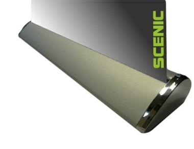 Scenic Deluxe Rollup Banner Stands