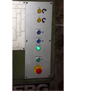 aluminium panel a