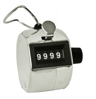 Bisley Tally Counter