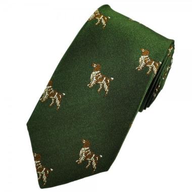 Springer Spaniel Tie