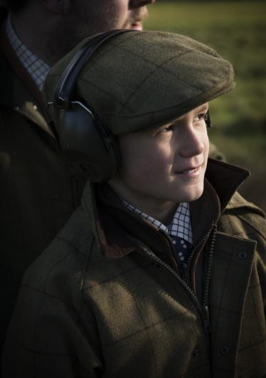 Alan Paine Rutland Kids Tweed Cap