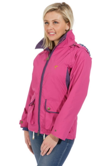 Puffa Farnborough Jacket - size 8