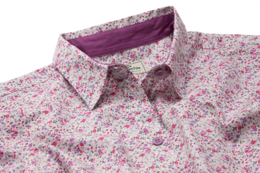 Hoggs of Fife Bella Ladies Floral Shirt - size 10
