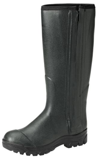 Seeland Allround 4mm Neoprene Wellington Boots with Side Zip - size 12