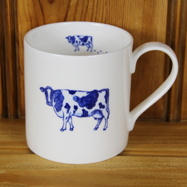 Lucy Green Designs - Cow Mug