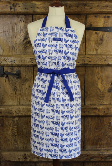 Lucy Green Designs - Farm Life Cotton Apron