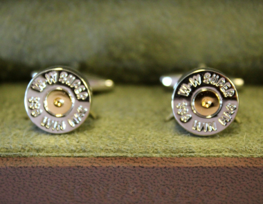 Flat Cartridge Cufflinks