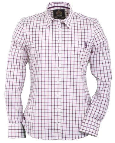Toggi Chilton Ladies Tattersall Shirt - size 16
