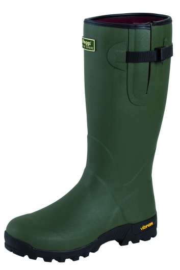 Hoggs of Fife Field Sport Neoprene Lined Wellingtons