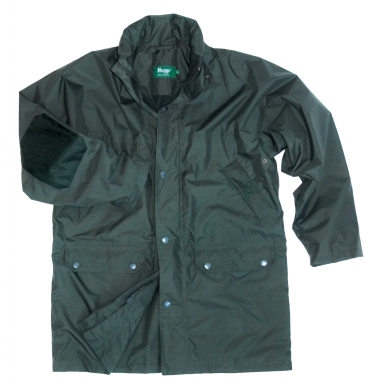 Hoggs of Fife Green King Waterproof Jacket