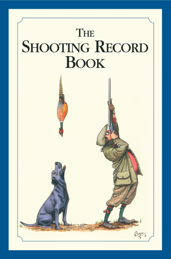 The Shooting Record Book by Bryn Parry