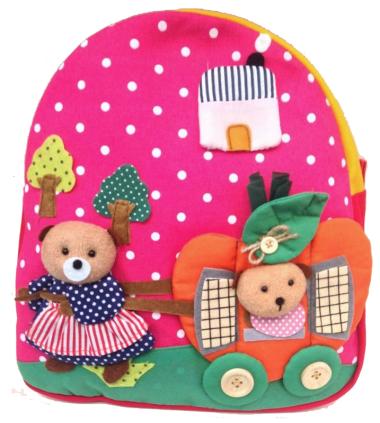 Pumpkin Kiddies Backpack