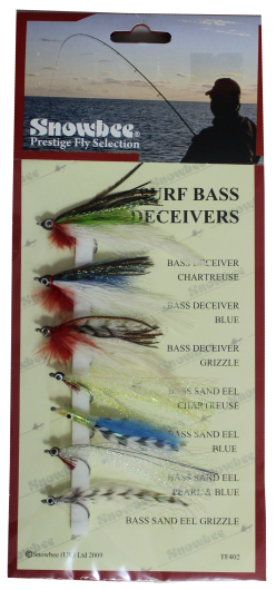 Snowbee Surf Bass Deceivers