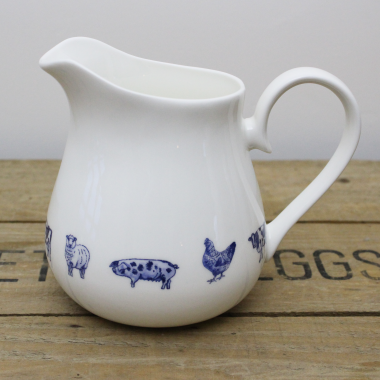 Lucy Green Designs - Farm Animals Jug (Large)