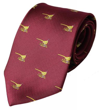 Multi Pheasant Tie (Wine)