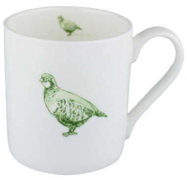 Lucy Green Designs - Partridge Mug