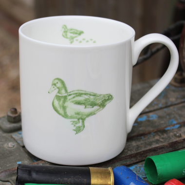 Lucy Green Designs - Duck Mug