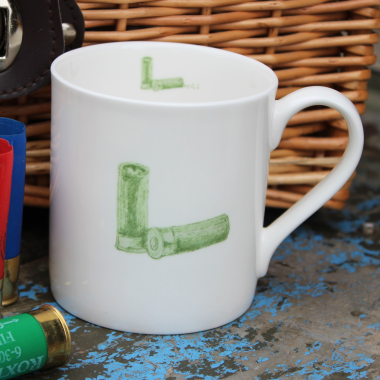 Lucy Green Designs - Cartridge Mug