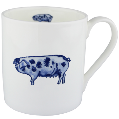 Lucy Green Designs - Pig Mug
