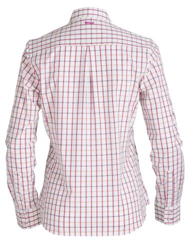 Toggi Priscilla Ladies Tattersall Shirt