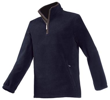 Baleno Hamlington Fleece Zip Sweater - Size Small