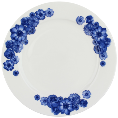 Lucy Green Designs - Floral Side Plate