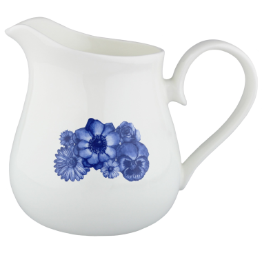 Lucy Green Designs - Floral Jug (Large)