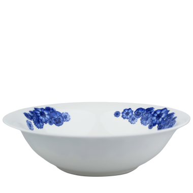 Lucy Green Designs - Floral Serving Bowl
