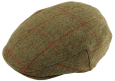 Alan Paine Combrook Tweed Cap (Sage)
